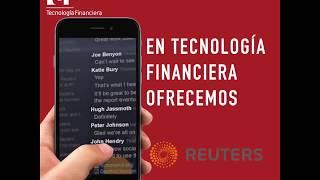Tecnología Financiera ofrece la certificación Thomson Reuters