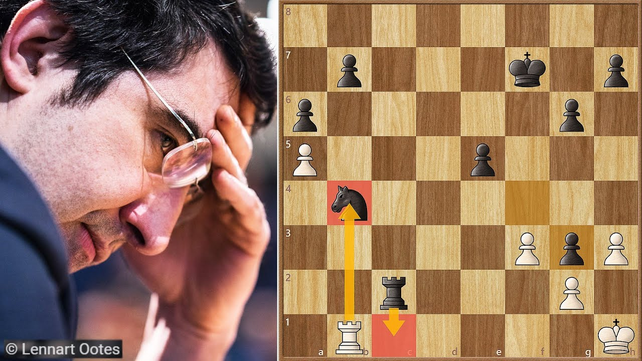 They're Getting Younger and Younger || Kramnik vs Firouzja -- MASTERFULL GAME
