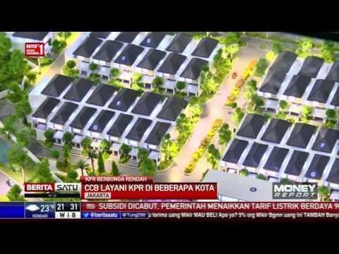 CCB Gandeng Ciputra Group Salurkan KPR