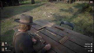 Red Dead Redemption 2 - Mad domino skills