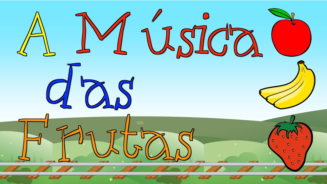 Top GUGUDADA - A Música das Frutas (animação infantil) - YouTube AA37