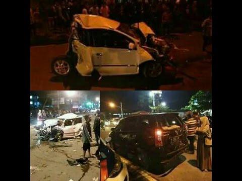 Kecelakaan Maut Rem Blong Di Ungaran 6 Mei 2017