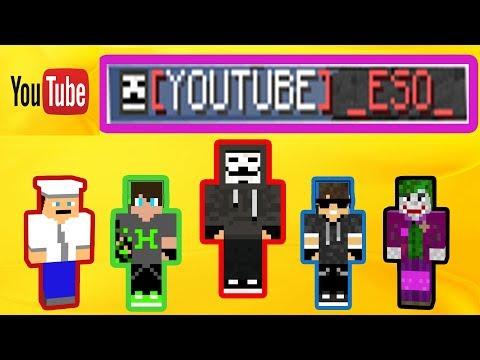 Minecraft Youtube Simgesi Verdi !!! | W/Ekip