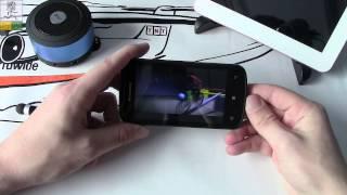 видео Обзор смартфона Lenovo A690