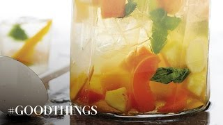 Good Things: Winter Fruit Sangria - Martha Stewart