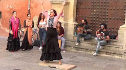 Mix – Flamenco tänzerin