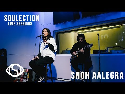 "Snoh Aalegra performs ""Fool for You"" and ""Nothing Burns like the Cold"""