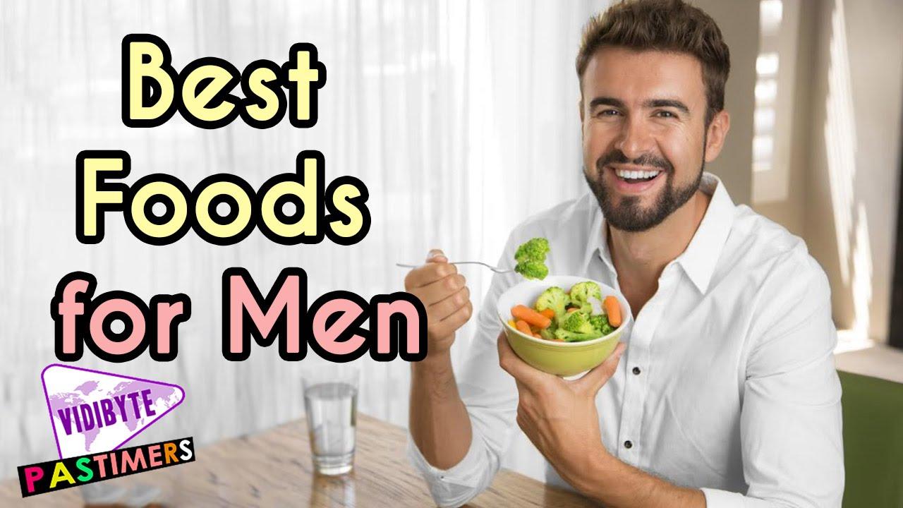 6 Best Foods for Men's Health