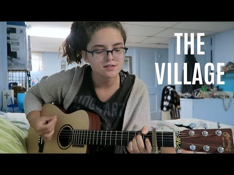 the village - wrabel (cover)