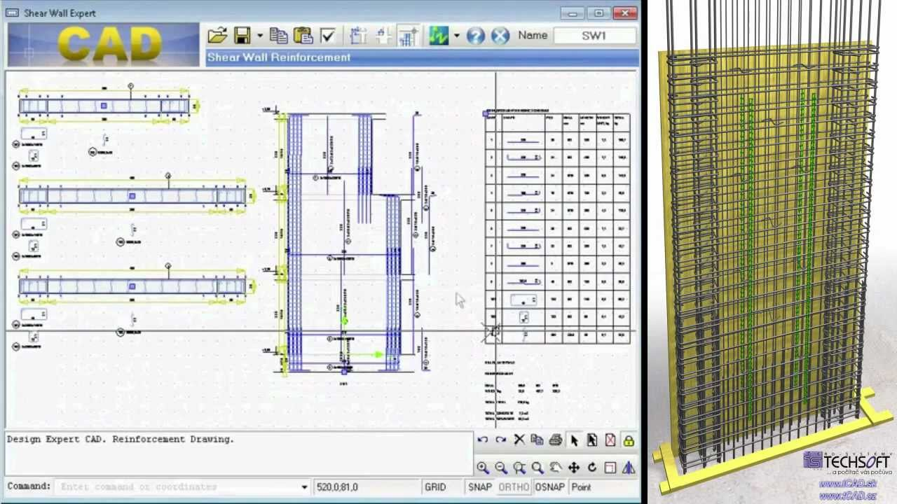 Design Expert modul Shear Wall Expert YouTube