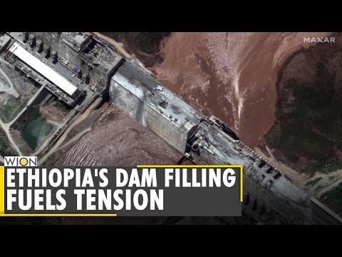 Ethiopia angers Egypt after refilling reservoir on Blue Nile river   Grand Ethiopian Renaissance Dam