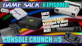 Console Crunch #5  Game Sack