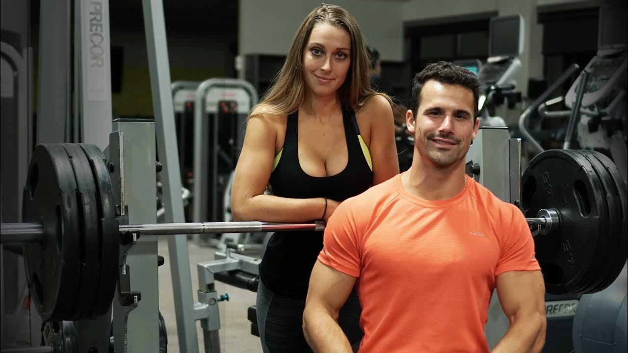 Full Chest & Tricep Workout For Strength And Muscle Growth