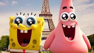 Spongebob SquarePants - Cartoon Movie game 2015