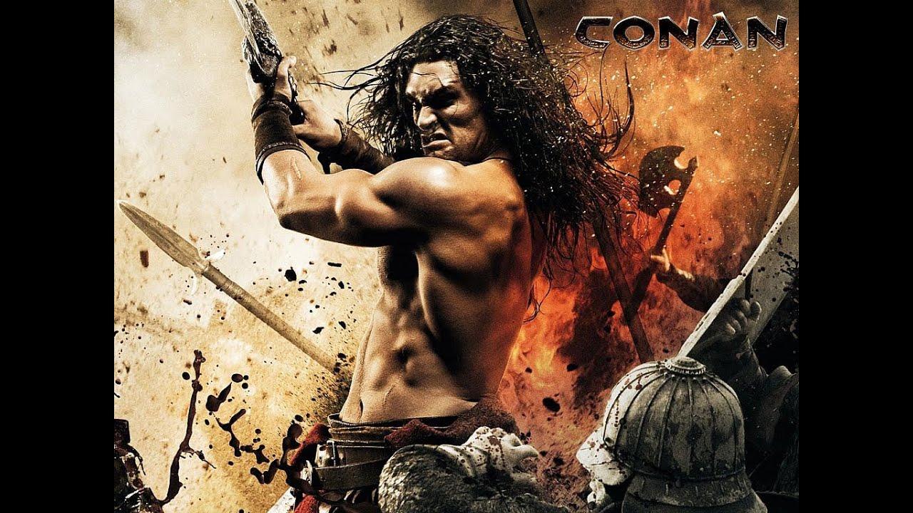 Conan 2011 Complete tmr - conan: the barbarian (2011) - youtube
