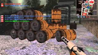 Battlefield1942 BF1942 FHSW Custom Map Station 連合 151107