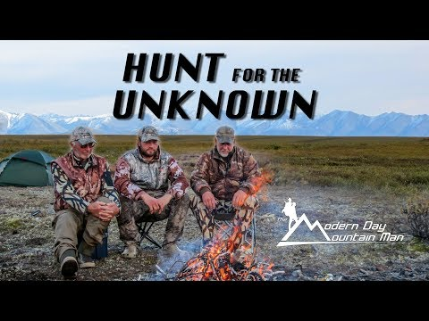 Hunt For The Unknown
