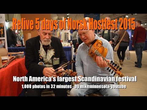 2015 Norsk Hostfest 5 days photographing
