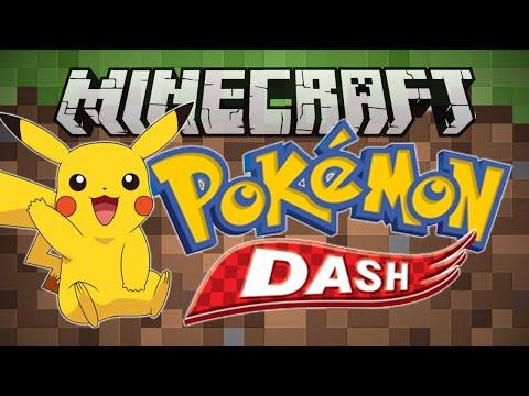 Minecraft POKEMON DASH