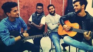 SAAJNA | AADAT - Falak Shabir and Atif Aslam (Improvised Plus Mashup Cover)