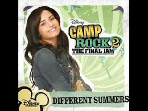Demi Lovato Different Summers Cover