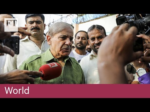 Shehbaz Sharif vows to challenge Pakistan election results