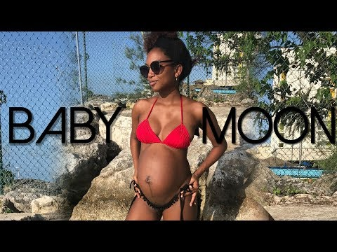 JAMAICA + BARBADOS BABYMOON