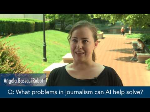 #TowAI: What problems in journalism can AI help solve?