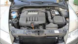 Замена аккумулятора на Skoda Octavia A5 1.6 бензин: Varta Blue Dynamic 60Ah R+(Ссылка на аккумулятор: http://aet.ua/car-batteries/akkumulyator-varta-blue-dynamic-6st-60ah-r-540a-2.html Подбор по данному авто: ..., 2015-10-12T06:40:40.000Z)