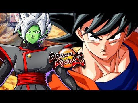 BASE GOKU, BARDOCK & GOHAN ARE STRONGER THAN THE GODS! - Dragon Ball FighterZ: