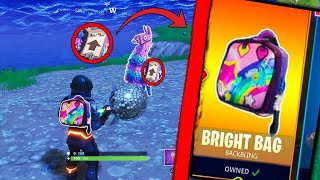 *SOLVED* HOW TO GET *NEW* BRIGHT BAG - Fortnite Battle Royale
