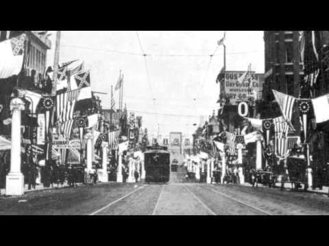 1911 United Confederate Veterans Parade