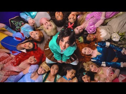 Wreck-It Ralph Princess Music Video! Traci Hines ft. Jbunzie
