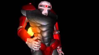 Kyroborg (3D Demo reel)