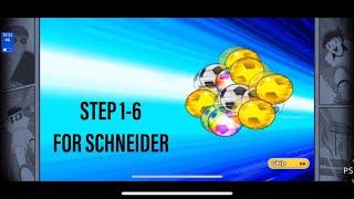 Step 1-6 Germany - Captain Tsubasa Dream Team
