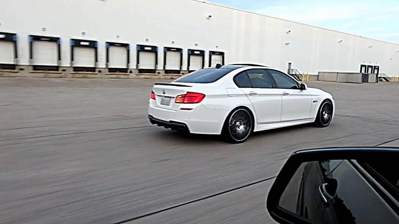 2013 F10 Alpine White With 21 312 Style Wheels 2010 2011 Bmw 5