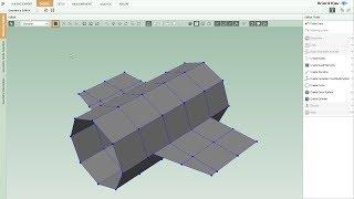 كيفية إنشاء الهندسة باستخدام القاعدة النمذجة في BK الاتصال – Brüel & كيير