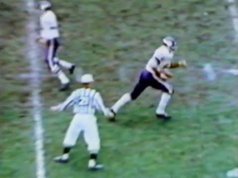 Download Biggest NFL Blooper Ever! Minnesota Vikings HOF Jim Marshall Runs The Wrong Way October 25, 1964