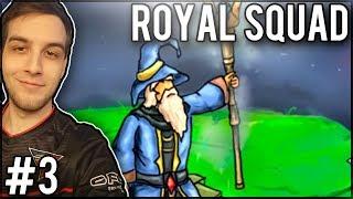 TEN ODCINEK WYJAŚNIA CZEMU UMIEM GRAC TYLKO NA EASY! - Royal Squad #3