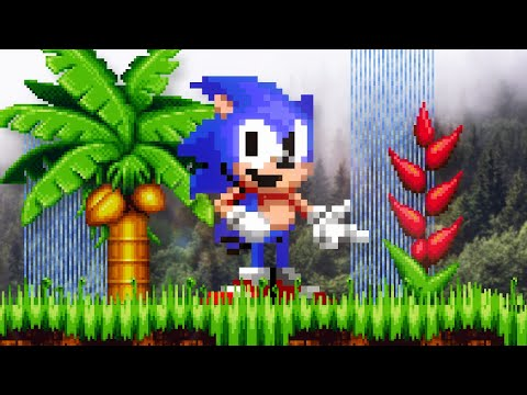 Did You Ever Play This Sonic Flash Game?