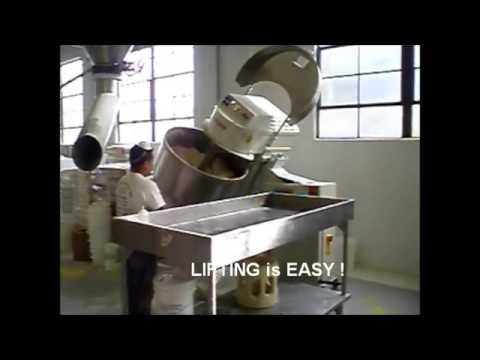 Тестомесильная машина Sottoriva PRISMA 200