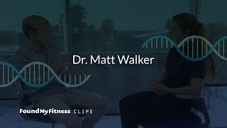REM sleep vs. deep sleep and their importance for cardiovascular and emotional health | Matt Walker