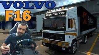 Volvo F16 /НОВА ПОРЕДИЦА Мод Ревю/  Euro Truck Simulator 2