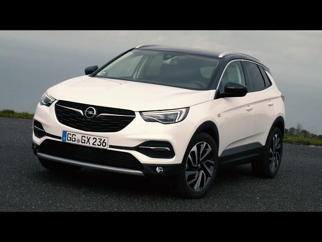 Opel nos presenta el Grandland X