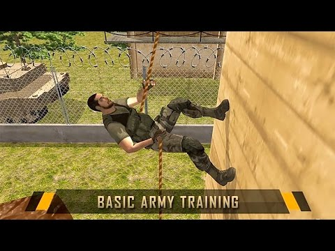 US Army Training School Game (by Kick Time Studios) Android Gameplay [HD]