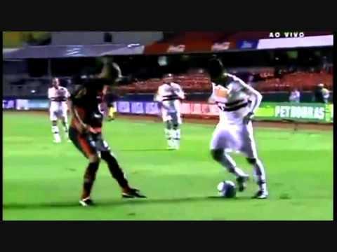 ILSINHO skills and goals saopaulo FC