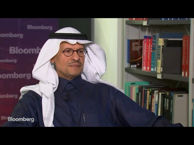 Saudi Energy Minister Says Market Requires Oil Output Cut
