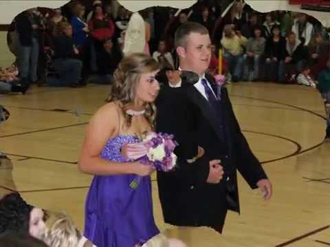 Morris Community High School (M.C.H.S.) Prom Walk 2012