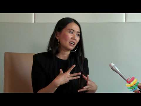 TIFF  with Hong Chau of Downsizing