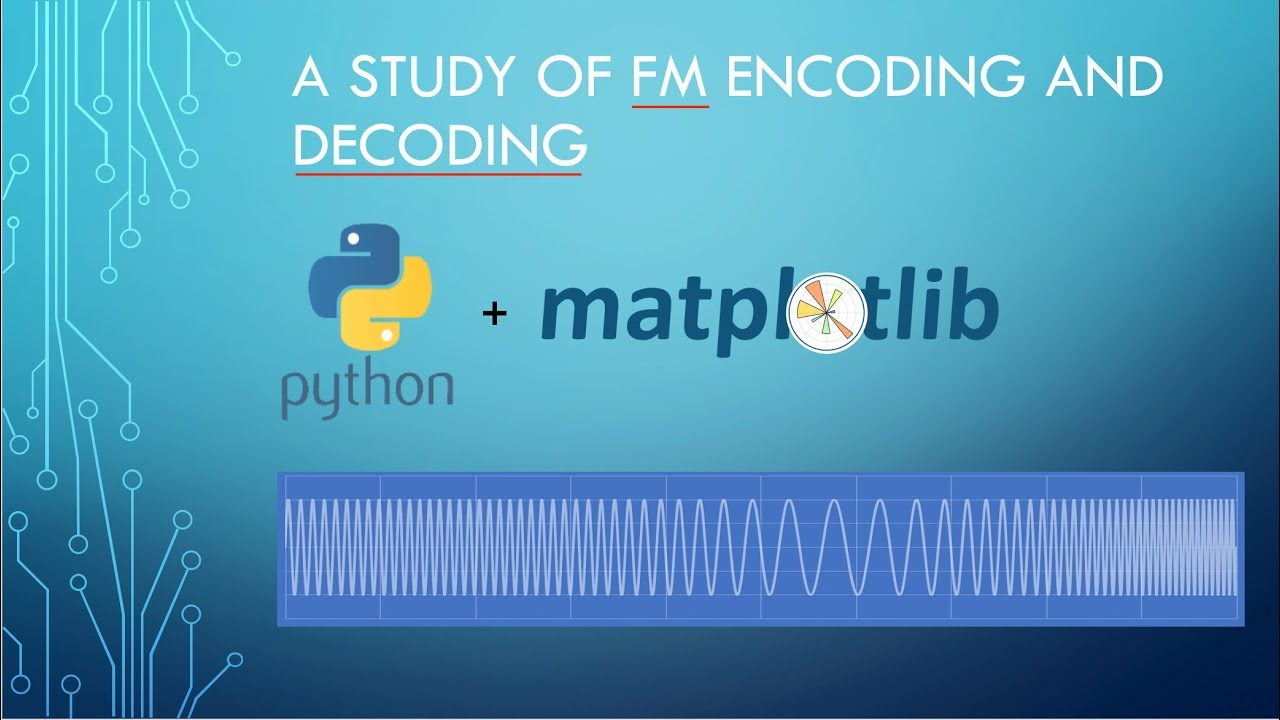 FM Modulation with Python part 3